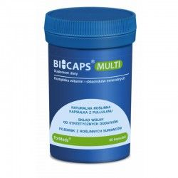 Multivitamin Bicaps Multi 60 kapslí